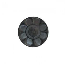 Wrought iron rosette 252-02