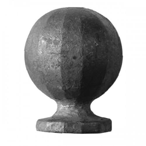 Wrought iron finials 270-01