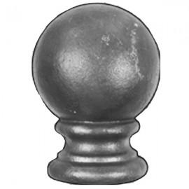 Wrought iron finials 270-02