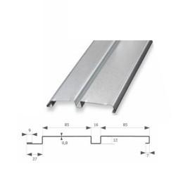 Corrugated iron plate 409-02
