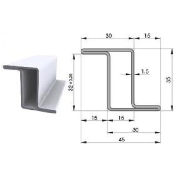 Tubo de hierro 402 03 forja rafael c b for Tubos de hierro rectangulares