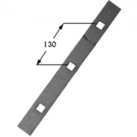Iron gusset plate 405-01