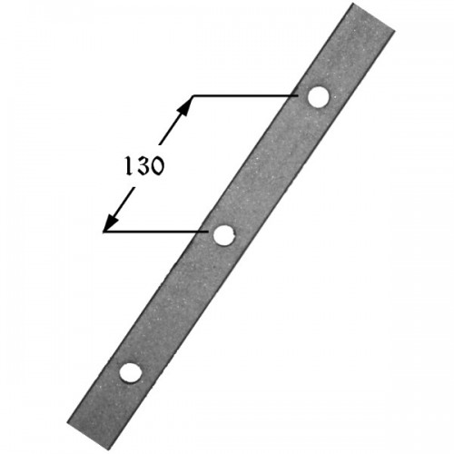 Iron gusset plate 405-03