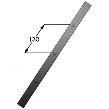 Pletina de hierro 407 03 forja rafael c b - Pletinas de hierro ...