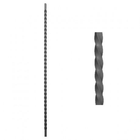 Wrought iron heavy bars 551-01
