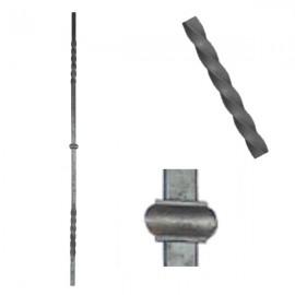Wrought iron heavy bars 551-06