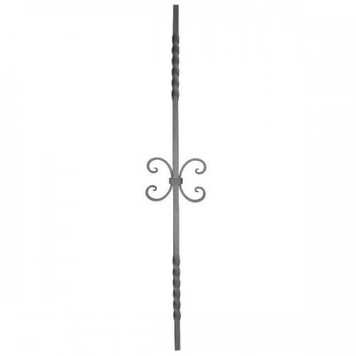 Wrought iron heavy bars 551-63