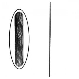 Wrought iron wooden heavy bar 700-01