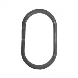 Wrought iron ring 104-01