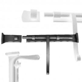 Wrought iron latch