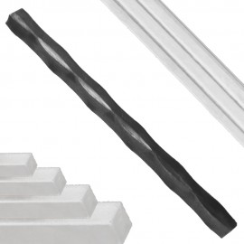Iron square rod